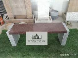 Luxury Granite Bench