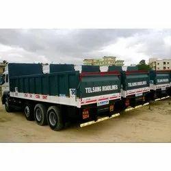 Aditya Tipper Truck Load Body
