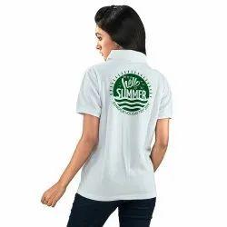 Cotton White T-Shirts