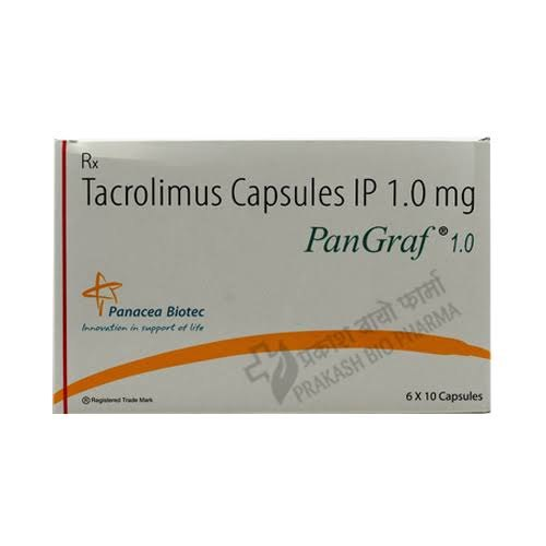 Pangraf 1.0 Capsule Tacrolimus