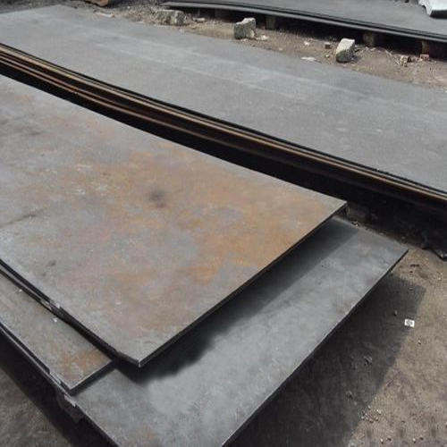 S355 JR Steel Plates, Thickness: 3 to 4 mm