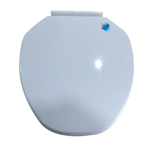 Excellent Bluemax White Plastic Blue Max Toilet Seat Cover Size Alphanode Cool Chair Designs And Ideas Alphanodeonline