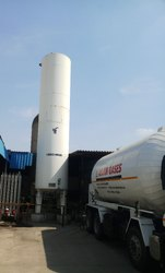 Liquid Argon Tanker