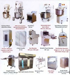 Bakery Machine Equipments