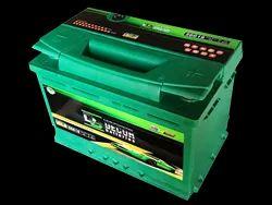 DIN55 Automotive Car Battery