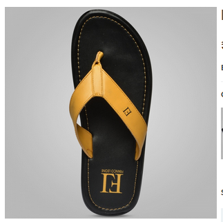 3e7ef09b26c Men FRANCO LEONE Casual Slippers