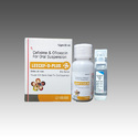 Cefixime Ofloxacin Dry Syrup