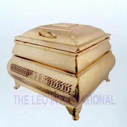 Rectangular Brass Chafing Dish