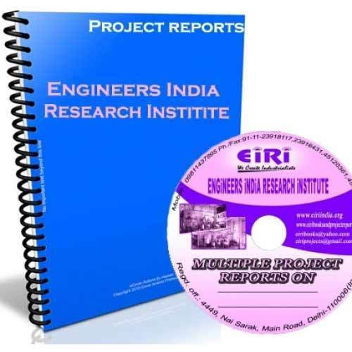 Project Report On Acetic Anhydride (Only Project Report)