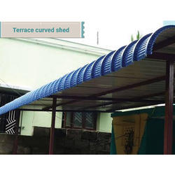 Curved Shade Service