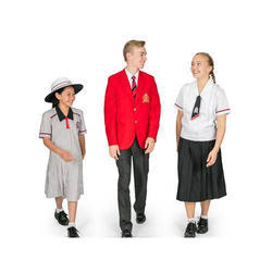Summer Cotton Kids School Uniforms