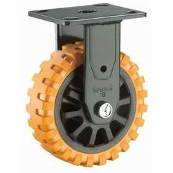 Supo Skidproof Polyurethane Wheels With PP Core Double Ball Bearing