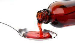 Salbutamol Ambroxol Guaiphenesin Syrup