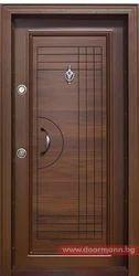 Wooden Veneer Door