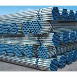 Round Galvanized Steel Pipe