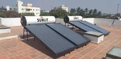 Pressurised Solar Water Heater
