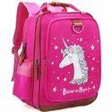 Polyester Printed Designer Kids School Bag