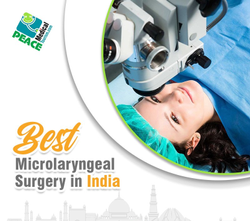 Best Microlaryngeal Surgery in India