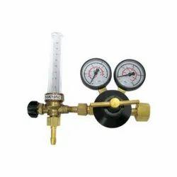 Pressure Regulator with Flow Meter