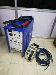 BOIS-INDIA Three Phase DC IGBT Inverter, BOIS MIGMAG800I