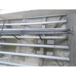 Inlet PVC Pipe Fitting Service, 5 To 10 Mm