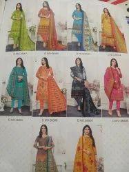 Razia Sultan Cotton Suits