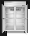 Four Door Vertical Fridge