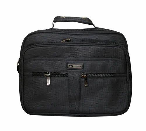 596fbef1923a Black Nylon Star Dragon Office Bag -X22