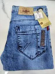 Comfort Fit Livee Denim Jeans