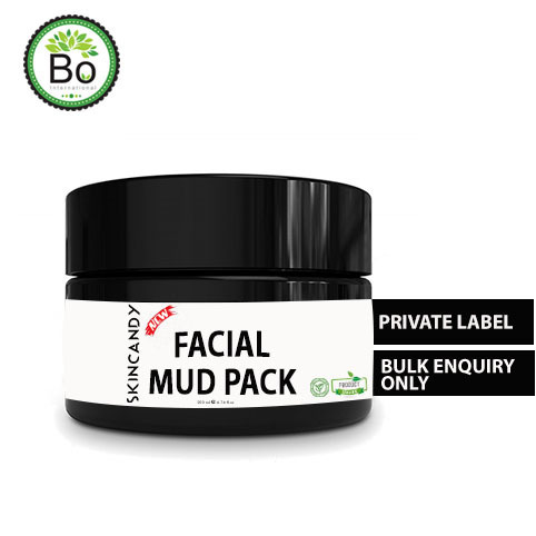 Natural Face Pack and Scrubs - Private Label Coffee Scrub Mask for