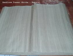 Tussar Ghicha Fabric
