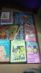 英语小孩进口硬脂书