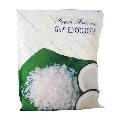 Fresh Frozen Grated Coconut