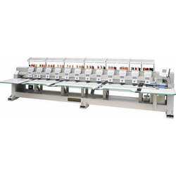 High Speed Embroidery Machine 1200 RPM