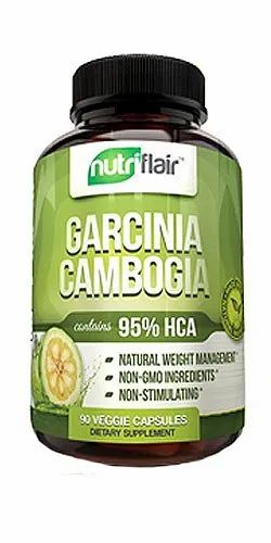 Nutri Flair Garcinia 95% Capsules, Packaging Type: Bottle