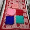 Hevy Net With Embroidery & Pearls Saree