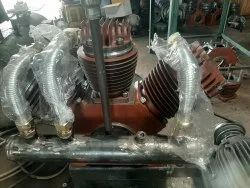 15 HP Air Cooled Compressor