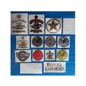 Pvc Royal Enfield Sticker, Packaging Type: Packet