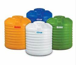 Sintex 100% Virgin Material Titus Water Tank