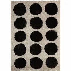 Fur Rectangular Comfort Room Carpet, Size/Dimension: 25 X 4 - 5 M