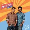 Natpu Formal Wear Digital Printed Shirt