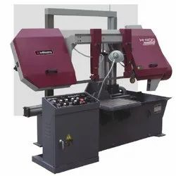 Multicut Mild Steel H-400 Double Column Bandsaw Machine, For Metal Cutting, Capacity: 400 X 400 Mm