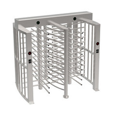 Double Door Full Height Turnstile