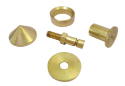Brass Jet Pump Assembly, Water Cooled
