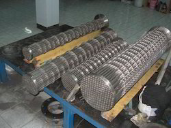 Shell And Tube Type Intercooler