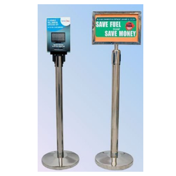 Sign Holders, साइन होल्डर, Retail Display Stands And