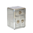 Aviator Bedside Tables  With Drawer