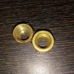 Flare Nut, Size: 1/4 Inch