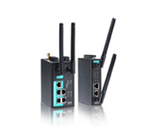 Cellular Gateways/Routers/Modems - Moxa India Industrial