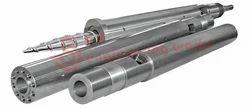 Nitrided Single Screw Barrel